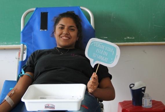 Día Nacional del Donante de Sangre: Hemoterapia lanzó una campaña en redes para celebrarlo