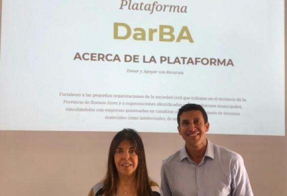 La Secretaría General y la UNLP brindaron  una capacitación sobre la plataforma DarBA