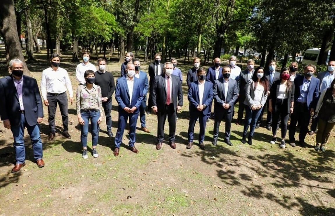 FERNÁNDEZ Y KICILLOF IMPULSAN POLÍTICAS PARA DISMINUIR LA REINCIDENCIA Y FORTALECER LA SEGURIDAD