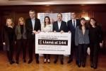 La Secretaría General y Naturgy lanzan campaña de difusión de la línea 144