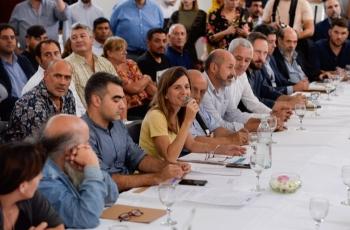 Fernanda Raverta preside el lanzamiento del Consejo Provincial de Economía Popular, Social y Solidarial