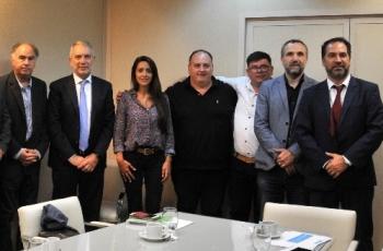 Justicia y DDHH avanza con convenios de trabajo para internos en cooperativas