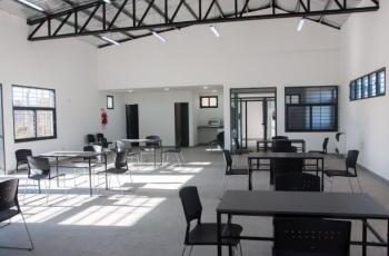 Ampliamos las plazas en uno de los penales de Lisandro Olmos