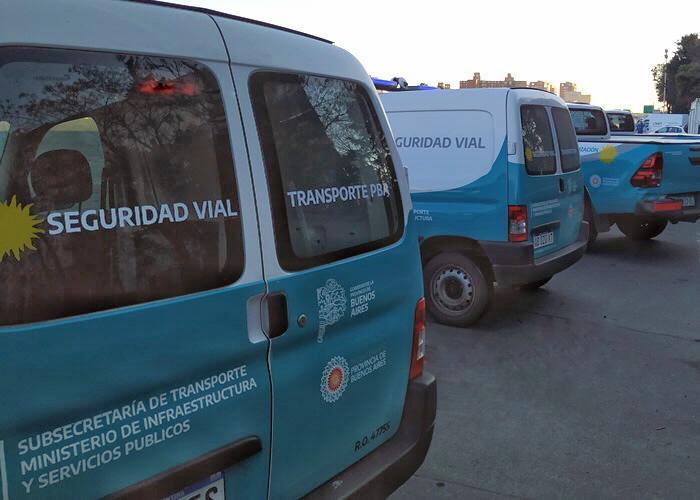 El subsecretario de Transporte Alejo Supply apuesta a reforzar la presencia en las rutas con móviles totalmente equipados