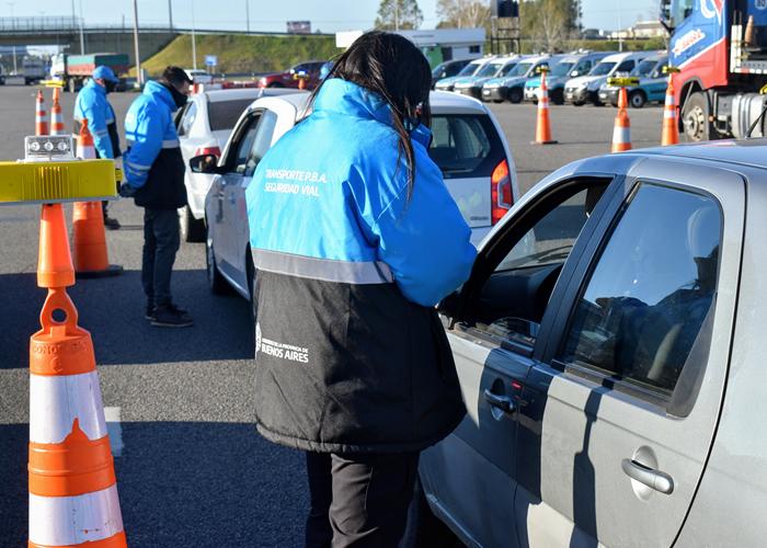 La Provincia refuerza operativos de control para erradicar el transporte ilegal