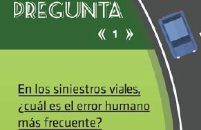 Trivia: Desafío Vial / Preguntas